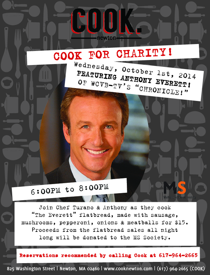 Cook For Charity - Everett
