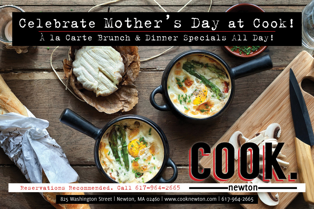 Cook Mother's Day 2015
